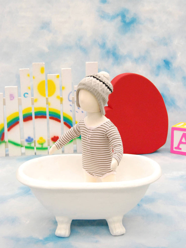 Bendable/Pin-able Infant Mannequin