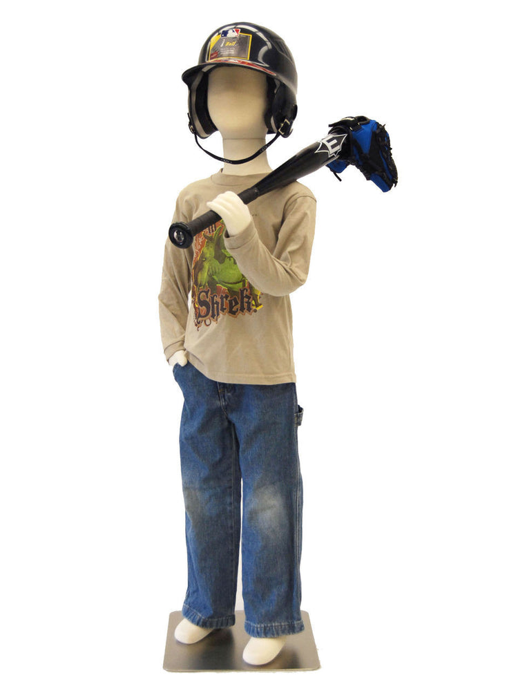 Bendable/Posable Youth Mannequin