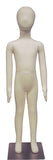 Size 7 Years Bendable/Posable Child Mannequin
