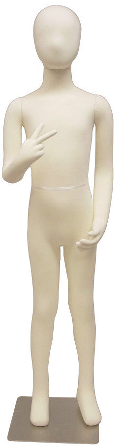 Size 9 Years Bendable/Posable Child Mannequin