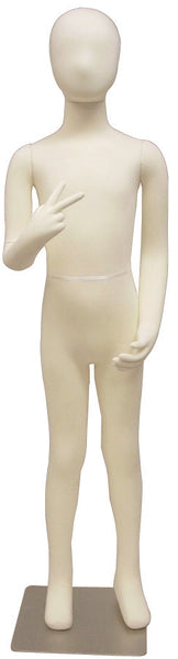 Bendable/Posable Male Youth Mannequin