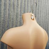 Wire Hanging Loop Attachment for Mannequin Torsos, Dress Forms