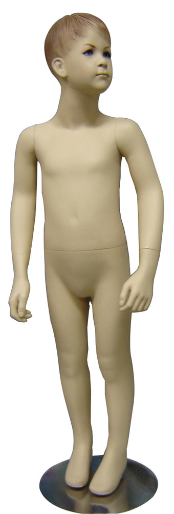 Charles:  Male Youth Mannequin
