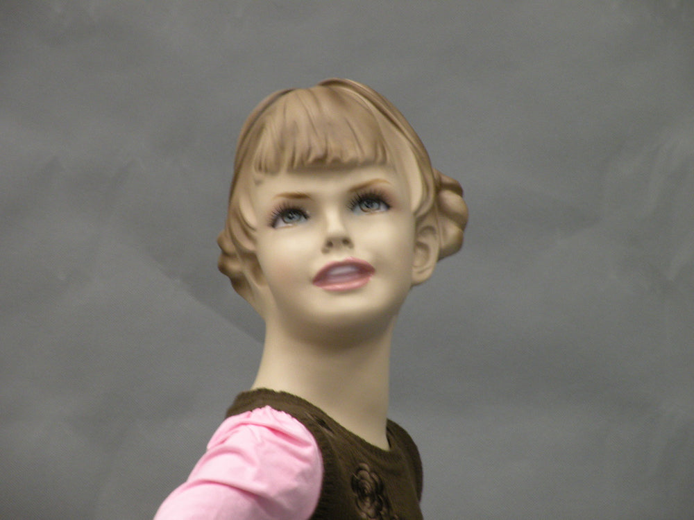 "Tara: Female Youth Mannequin 41"" Tall"