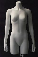 Headless 3/4 Female Torso on Stand
