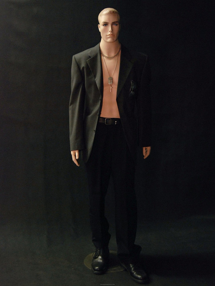 Tony - Short Male Mannequin