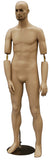 Ashton - Rugged Male Mannequin with Bendable Arms