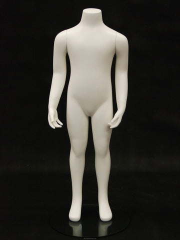 Headless Child Mannequin -- 4Y