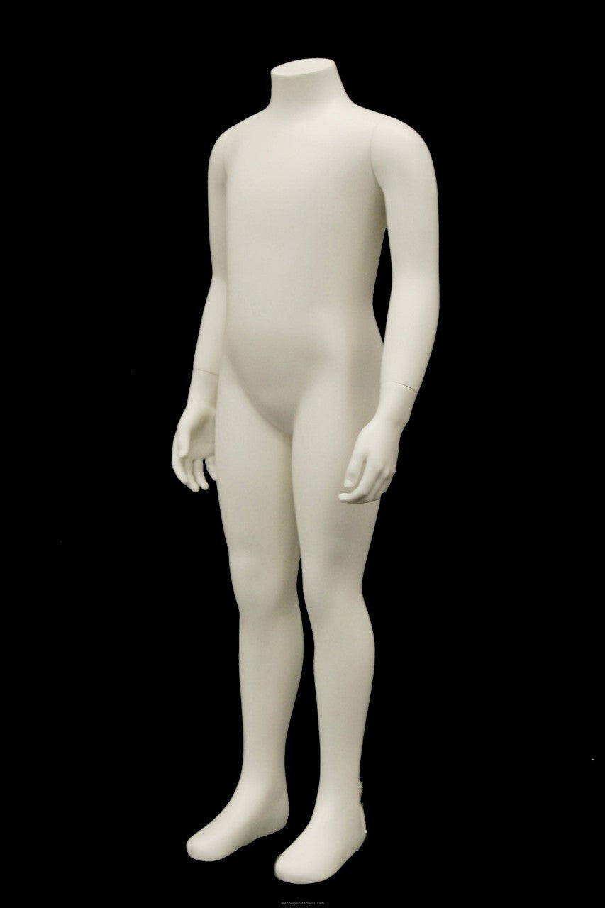 Headless Child Mannequin -- 8Y