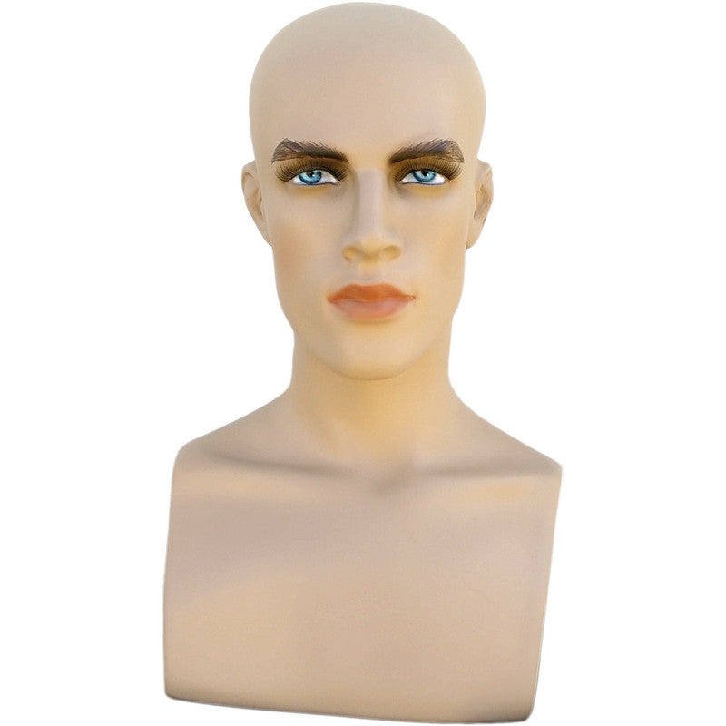 Dan: Male Mannequin Head