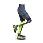 Male Runner Pant Form: Matte Grey