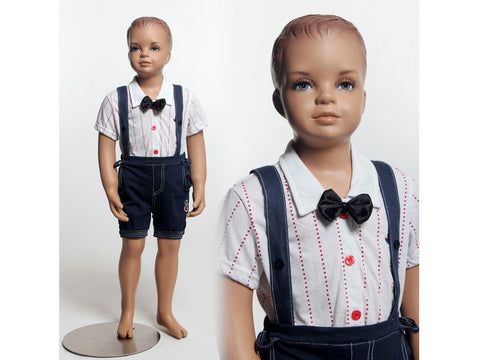 Child Mannequin: 3/4-year old Boy in a Standing Pose