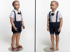Child Mannequin Boy  in a Standing Pose - 3 or 4 year old