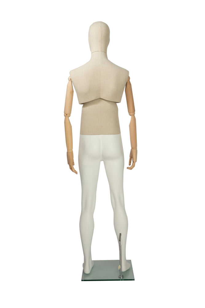 Axel: Male Mannequin with Articulated Arms