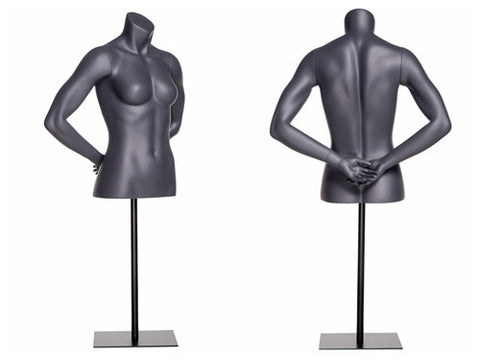 Headless Female Torso with Hands Behind Back