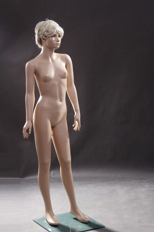 Miley: Female Teen Mannequin in Standing Pose