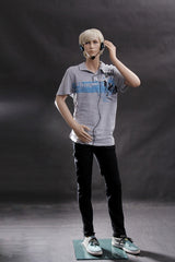 Adan: Male Teen Mannequin in a Standing Pose