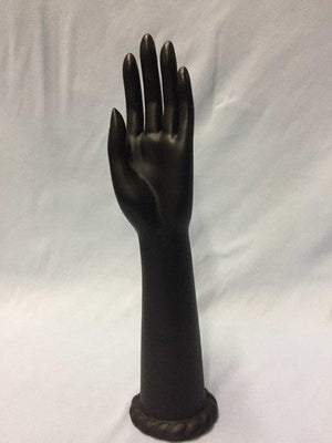 "Female LEFT Glove Hand: 15"" Tall in 3 Colors"