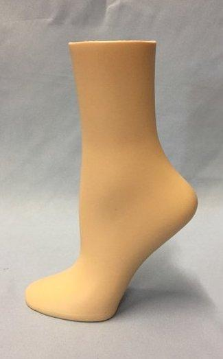Female Hosiery Leg: Ankle High