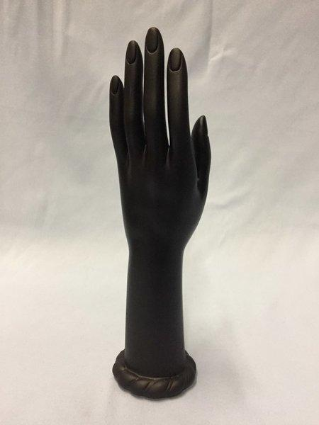"Female LEFT Glove Hand: 12"" Tall in 3 Colors"