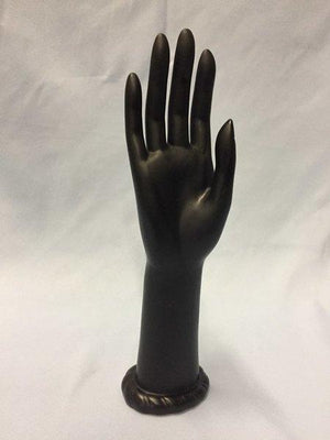 "Female RIGHT Glove Hand: 15"" Tall in 3 Colors"