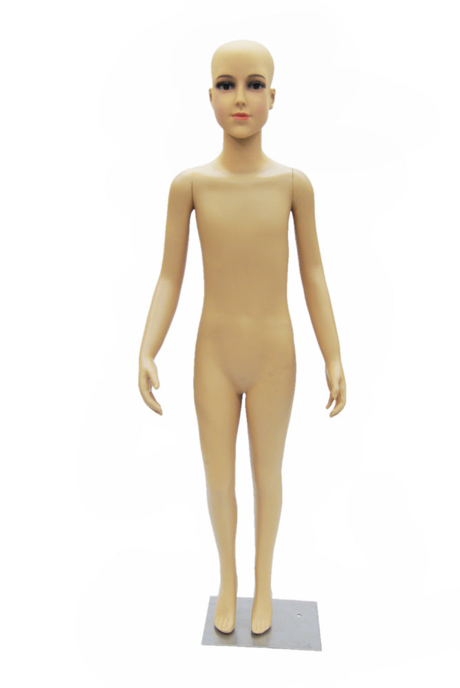 Angie: Female Youth Mannequin in a Standing Pose