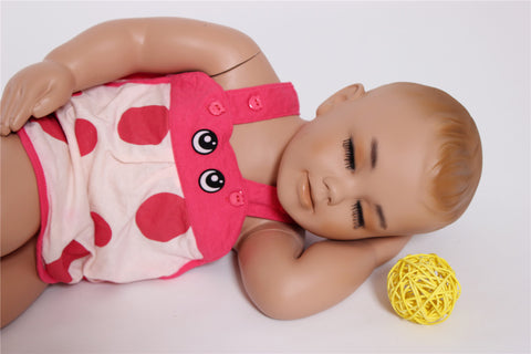 Child Mannequin: Toddler in a Sleeping Pose