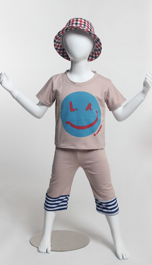 Animated Egghead Youth Mannequin #3