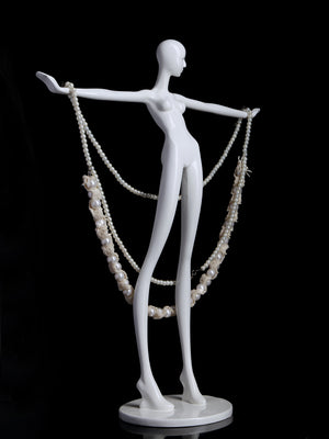 Mini Mannequin for Jewelry Display #1