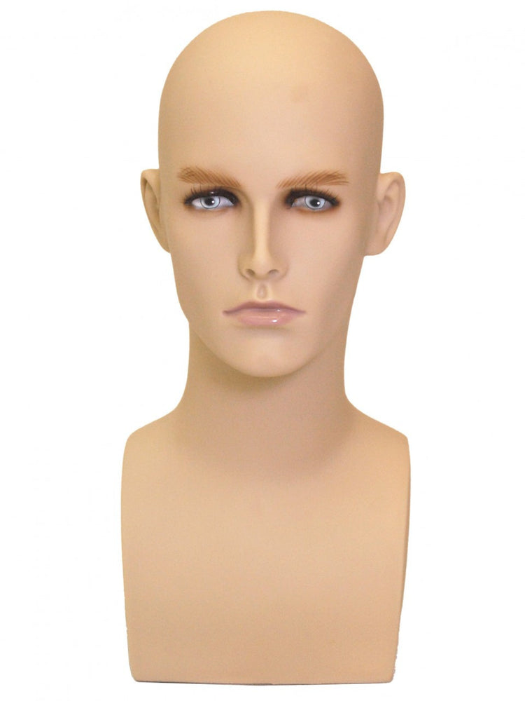 Art: Male Mannequin Head
