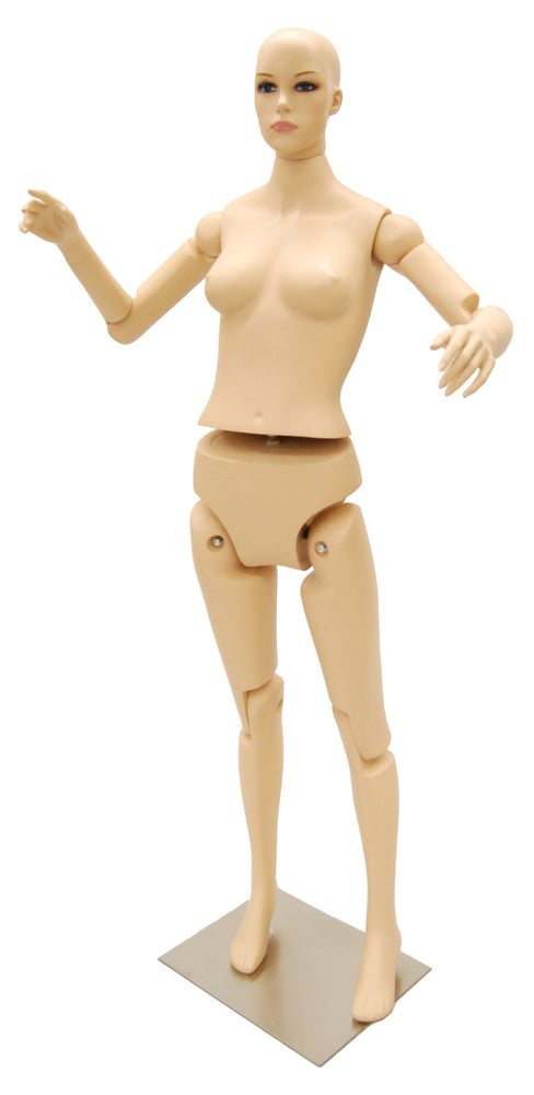 Articulated Realistic Female Mannequin 2