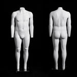 Male Ghost Mannequin - Big and Tall with V Neck