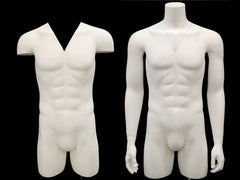 Male Mannequin Torso for
