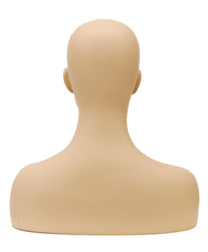 Mariah: Female Mannequin Head with Partial Chest