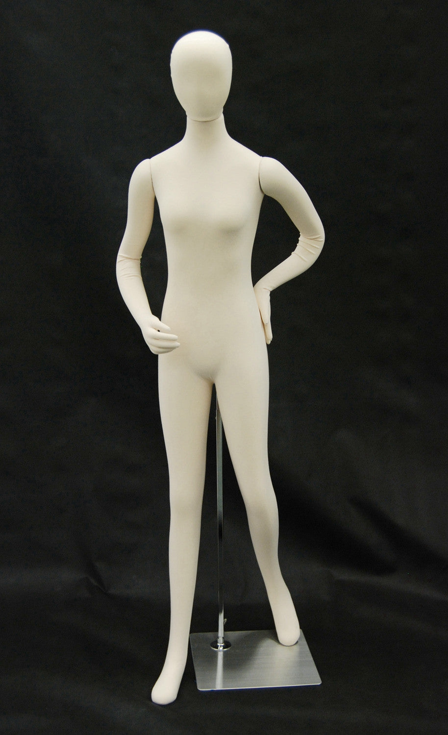 Posable & Bendable Female Mannequin #1