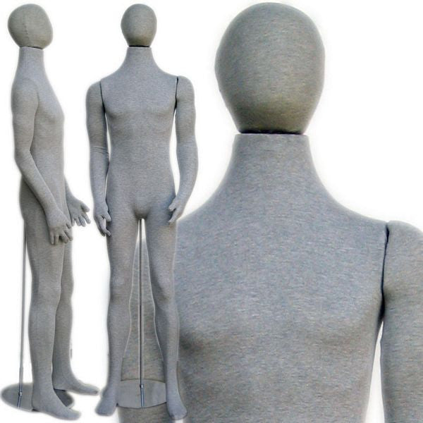 Bendable Male Cloth Mannequin
