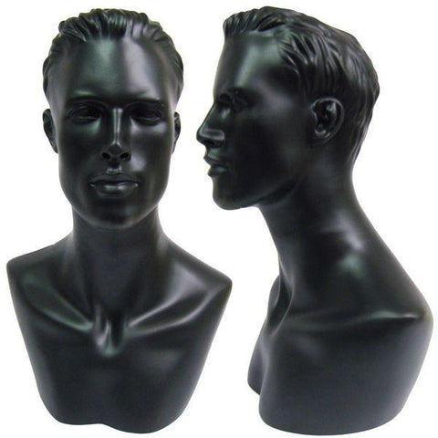 Adonis: Mannequin Head in Black or White