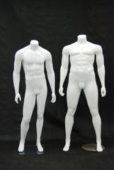 Big and Tall Mannequin -- Economy Version