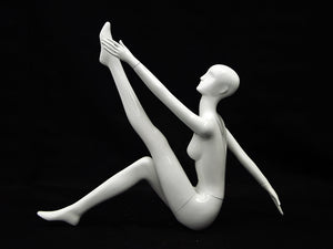 Yoga/Stretching Abstract Female Mannequin