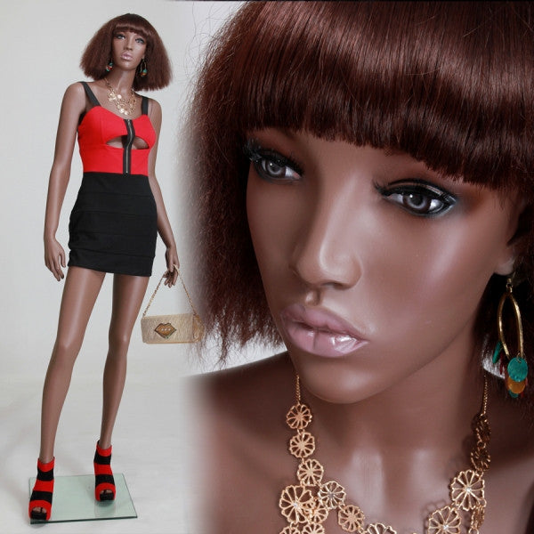 Mya 1: African American Female Mannequin