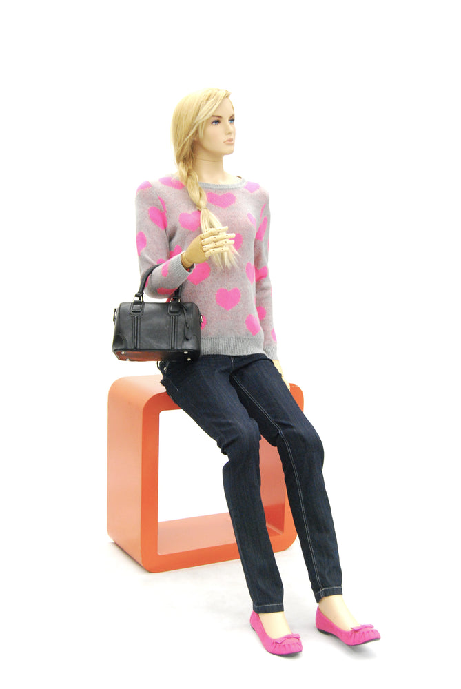 Articulated Realistic Female Mannequin 3