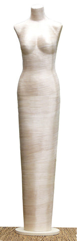 "Female Floor Length 62"" Body Form: Various Eco-Friendly Materials"