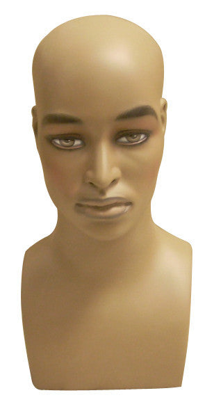 Damon - Male African-American Head