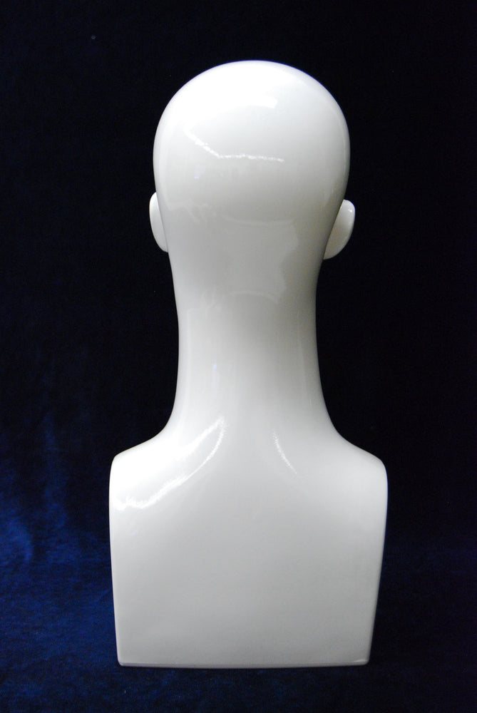 Adrian: Male Mannequin Head