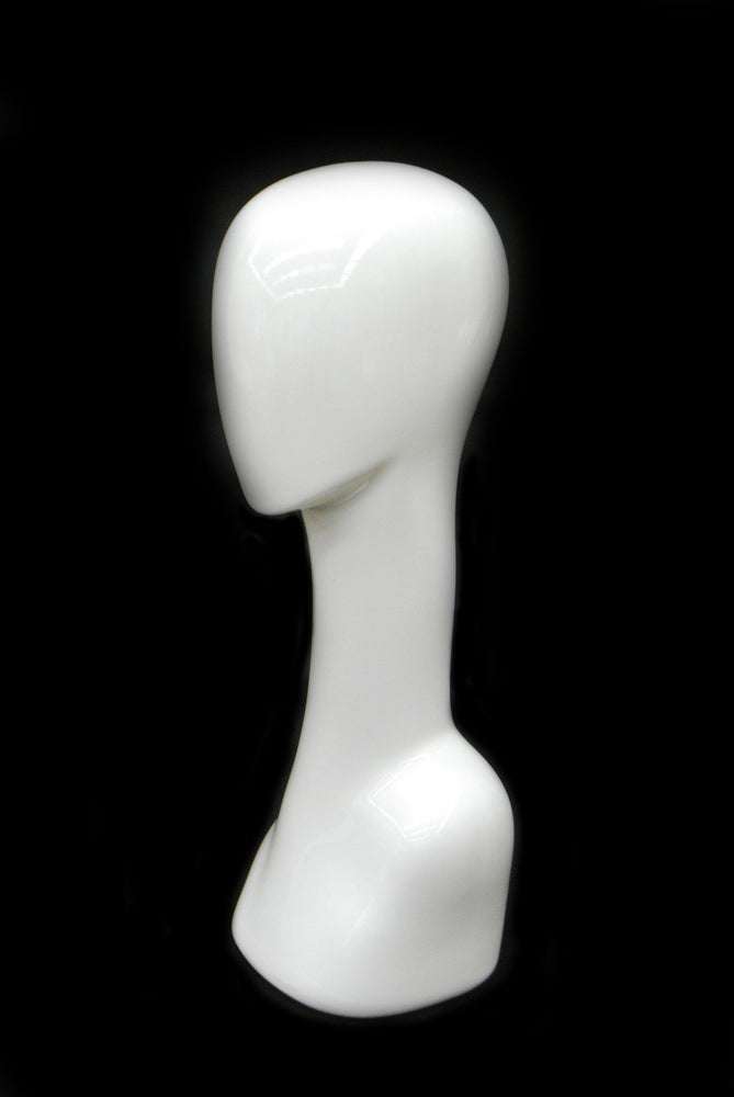 Abstract Female Mannequin Head #3
