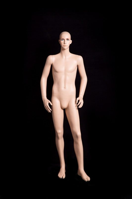 Brock: Male Teen Mannequin in a Standing Pose