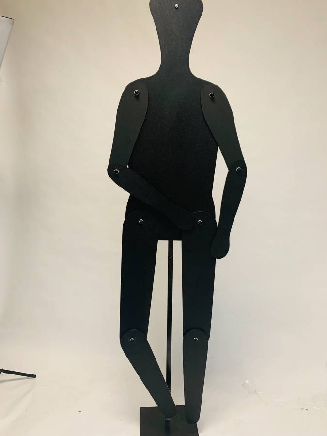 Used Unique Gender Neutral Mannequin