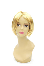 Female Wig: Short Blond Pageboy