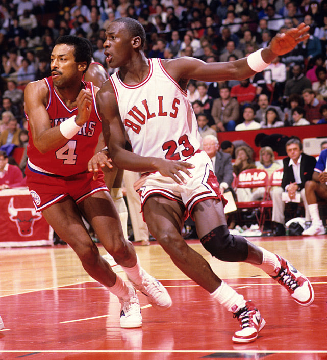 d9c40c787f1 It was going to be a big risk to say the least. Michael Jordan was not yet MICHAEL  JORDAN, and Nike was betting the future of the company on an exciting but  ...