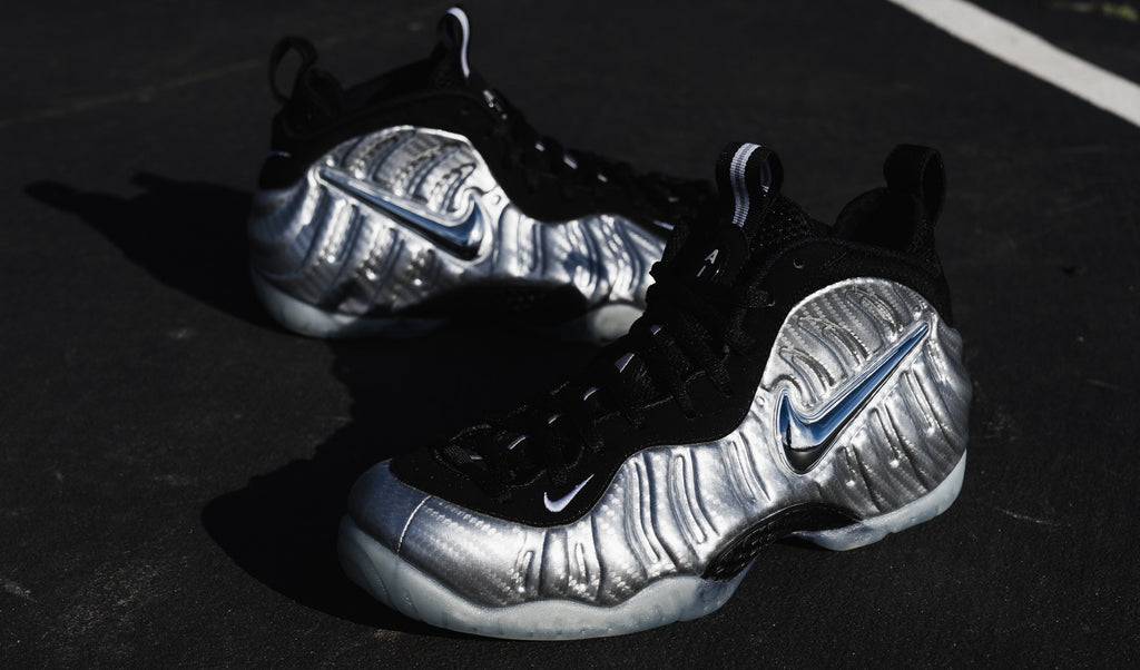 timeless design aed21 ddcec NIKE AIR FOAMPOSITE PRO